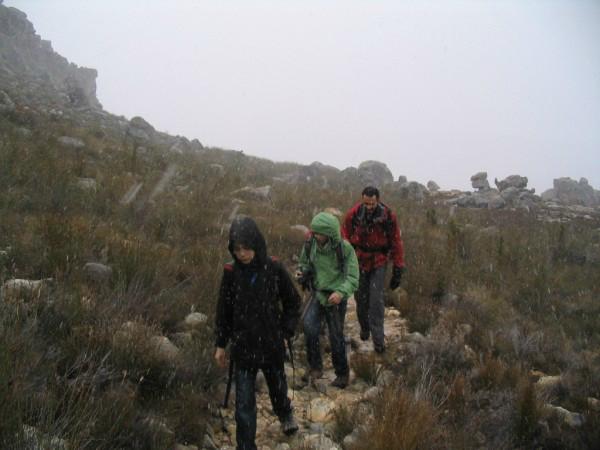 Hike to the Maltese Cross