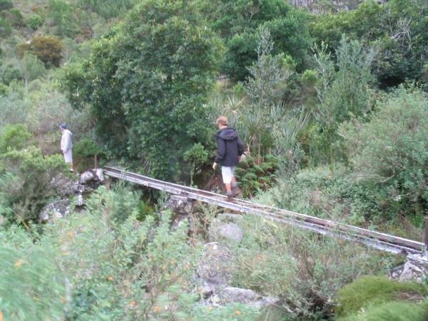Bridge to Woodhead Tunnel