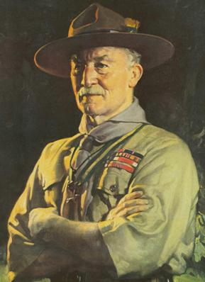 lord robert baden powell of gilwelll Including all of baden-powell's original illustrations, this new critical edition of   robert stephenson smyth baden-powell baden-powell of gilwell, baron,.