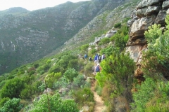 Day hike on the Vlakkenberg 2012
