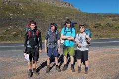 L Neville Springbok Hike