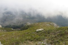 Table Mountain 4 Day Hike 2016