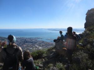 View of Cape Town from the Pulpit